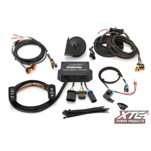 Комплект поворотников и звукового сигнала XTC для Can-Am Defender (Traxter)