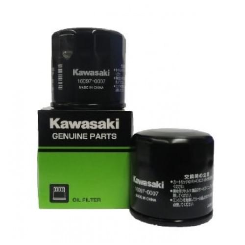 Фильтр масляный Kawasaki 16097-0003, 16097-1061 , 16097-0004,16097-0007,HF-204,16097-0008