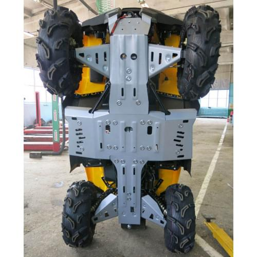 Комплект защиты (4mm) для Stels ATV Guepard (2015+)